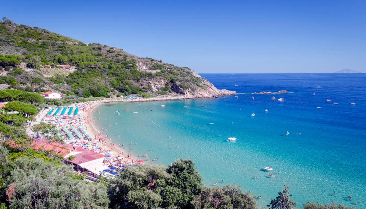 Aeroporto Elba : Isola d elba la meta turistica dei sogni o degli incubi