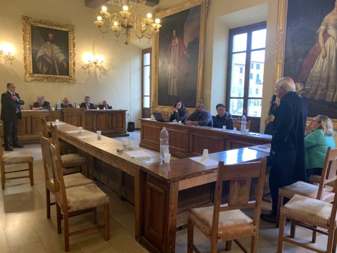 consiglio comunale Portoferraio